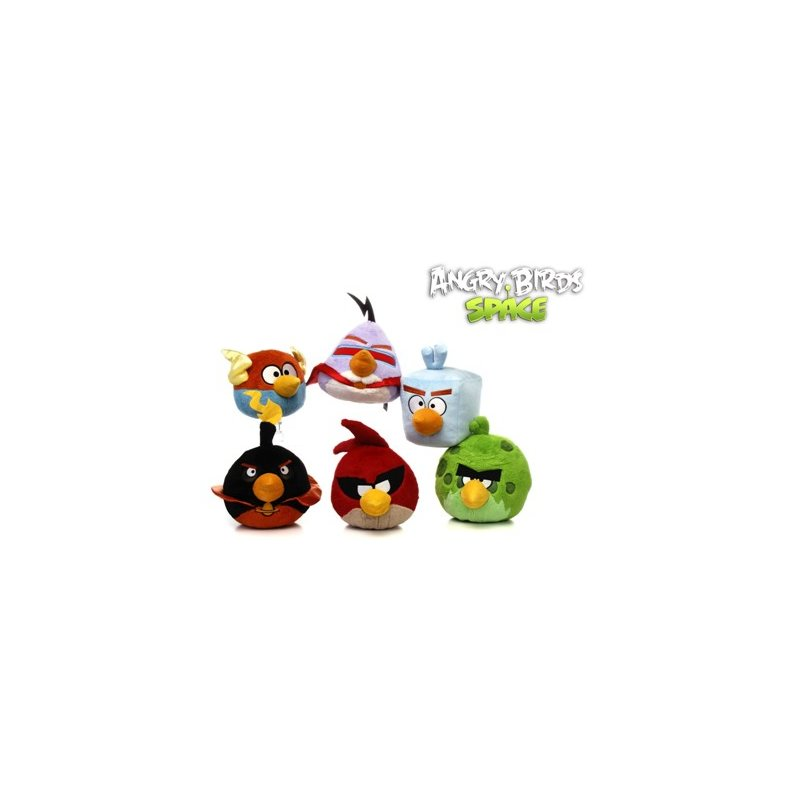 Angry Birds Space Sortiment 20cm