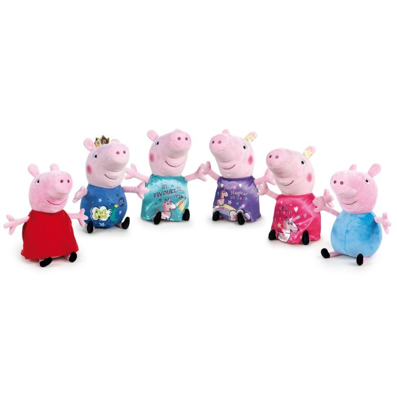 Peppa Pig Its Magic 6-fach 31cm